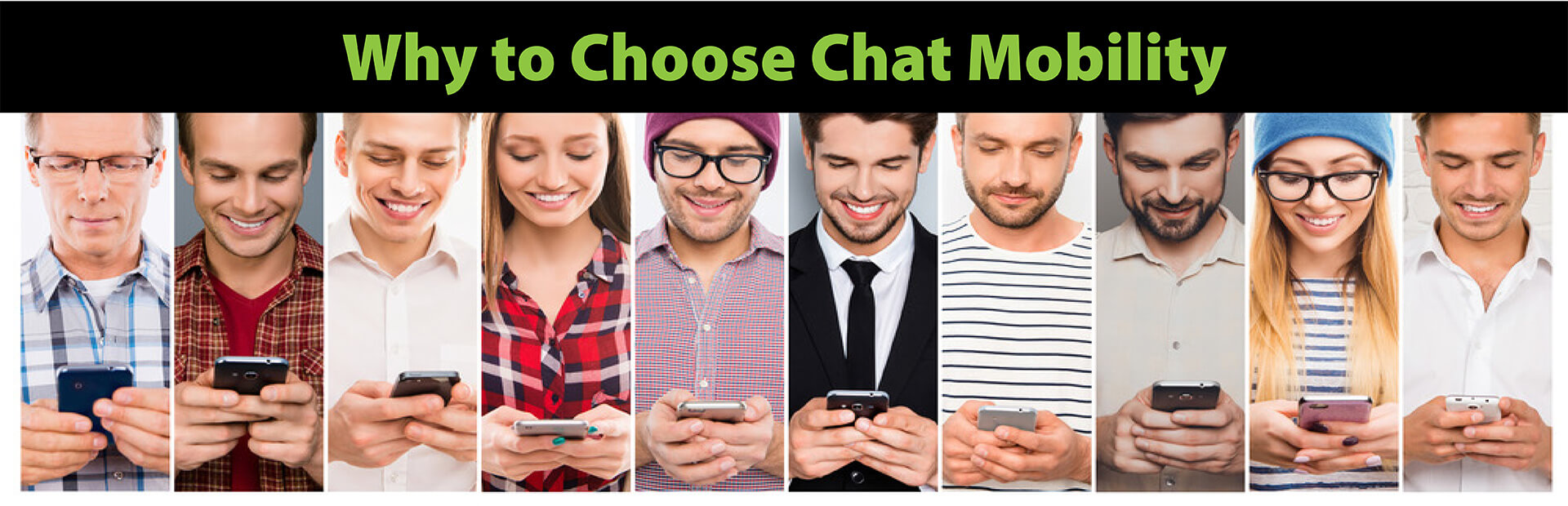Why to Choose Chat Mobility